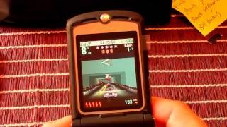 Заказ Motorola RAZR V3i из интернет магазина Aliexpress
