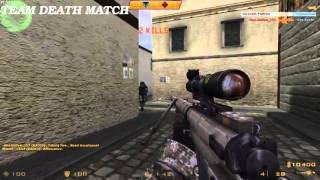 CS 1.6 mod Warface