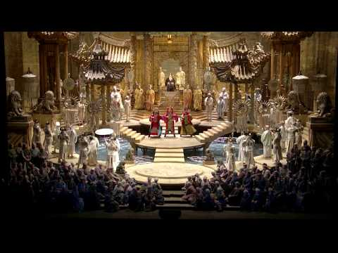 TURANDOT en direct du Metropolitan Opera - Bande-annonce officielle