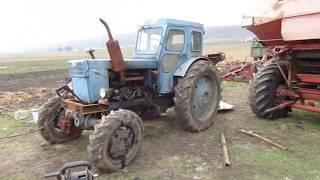 на ремонте домучанный Т40 .