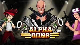Alpha Guns - Android Trailer