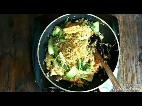 Bihun Goreng Sea Food