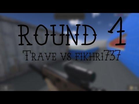 SKILLWARZ CHAMPIONSHIP ROUND 1 | Trave vs fikhri737 #1
