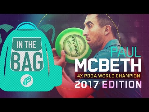 Youtube cover image for Paul McBeth: 2017 In the Bag