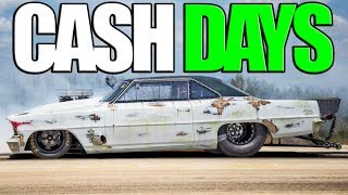 Street Racing Outlaws CASH DAYS (Kye Kelley, White Zombie, & MORE!)