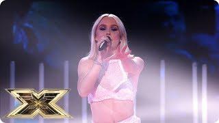 Zara Larsson sings Ruin My Life | Live Shows Week 6 | X Factor UK 2018