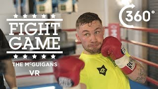 Fight Game: The McGuigans VR
