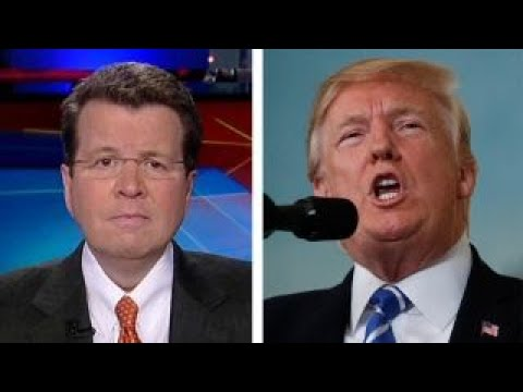 Cavuto: President Trump keeps 'punching down'