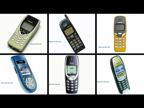 Video Sejarah Handphone Nokia Lama Yang Ramai Tak Tahu
