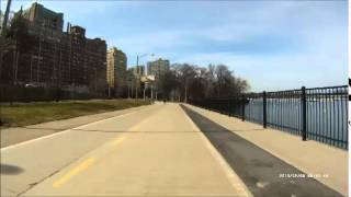 Sea Wall @ Belmont Harbor- Chicago, IL