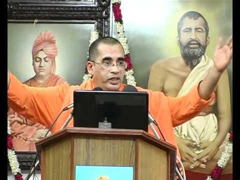 Education| Swami Bodhamyananda|TELUGU IMPACT HYD 2011
