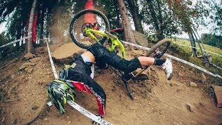Crazy Insane Downhill Fails MTB Compilation