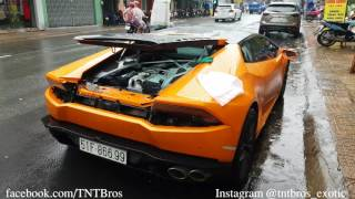 """Lamborghini Huracan """"hồi sinh"""" sau tai nạn kinh hoàng trên cao tốc Long Thành - Dầu Giây"""