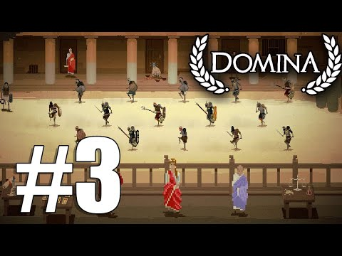 Терентий играет в [Domina] #3