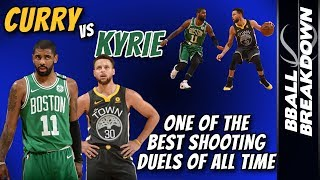 CURRY vs KYRIE: An All-Time Shooting DUEL