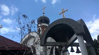 Песни Кобзона и Лещенко в церкви УПЦ МП в Киеве на 9 Мая