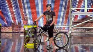 Joe Oakley on Britain's Got Talent 2011 Week 7