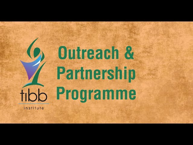 Outreach & Partnership Programme