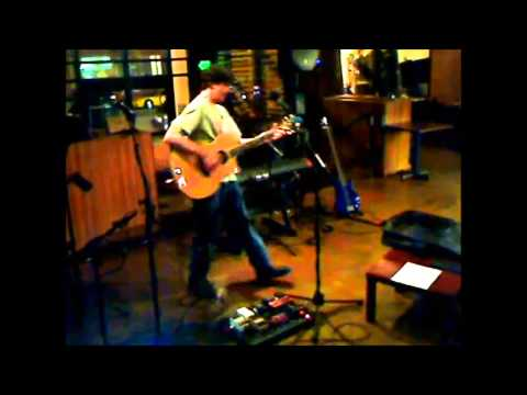 SARA SOTA - Andrew Luttrell 4-1-13 Solo Acoustic - Live at Teavolve Cafe
