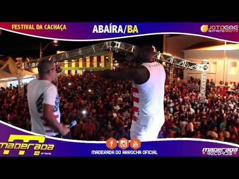 MADERADA DO ARROCHA EM ABAIRA/BA (FESTIVAL DA CACHAÇA 2008)