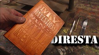 DiResta Leather Bound Journal