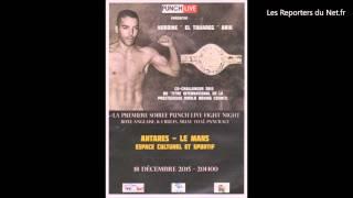 Nordine Arik - Champion de boxe