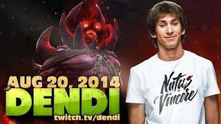 Dota 2 Stream: Na`Vi Dendi - Shadow Demon (Gameplay & Commentary)