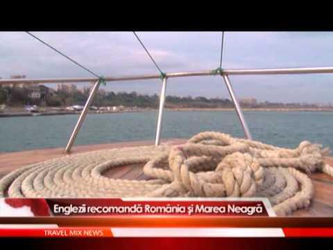 Englezii recomanda Romania si Marea Neagra