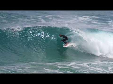 Solid waves at Gunnamatta