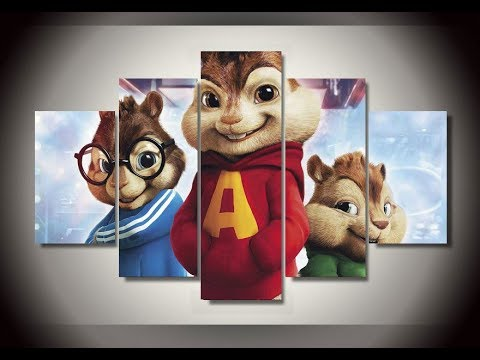 D'Banj - Be With You (Official Video) Chipmunks Version