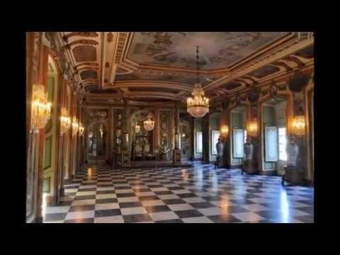 Дворец Келуш в Португалии.