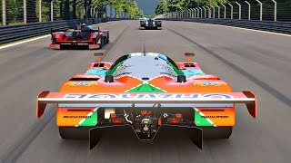 Gran Turismo Sport - Gameplay Mazda 787B @ Circuit de Sainte-Croix [1080p 60fps]