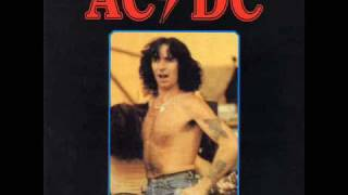 AC/DC - If You Want Blood (You've Got It) (live)
