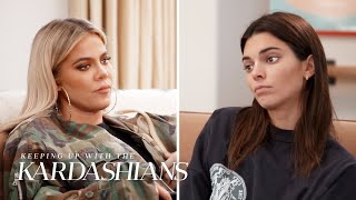 Khloé Kardashian Considers Choosing Tristan To Be Her Sperm Donor | KUWTK | E!