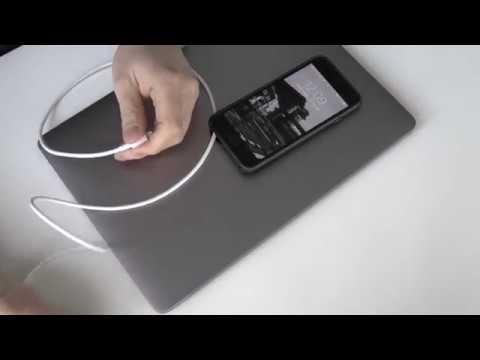 USB-C auf Lightning Kabel für iPhone, iPad & MacBook Pro