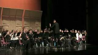 Fum, Fum, Fum - Easton's Symphonic band concert