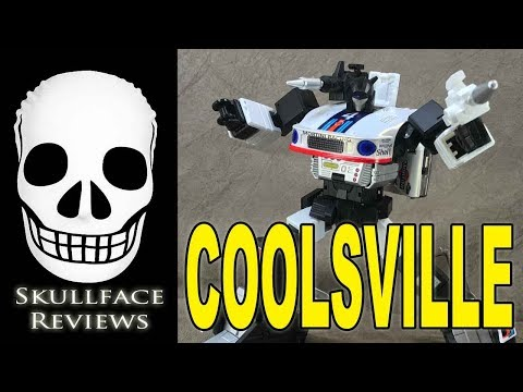 Transformers 3rd Party Toyworld Coolsville (Jazz)