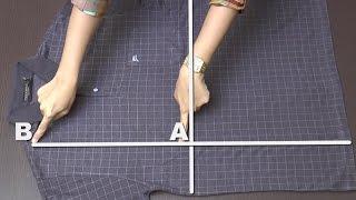 Cara Melipat Baju Dengan Cepat Hanya 2 Detik