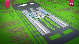 Design unveiled for new Sydney international airport
