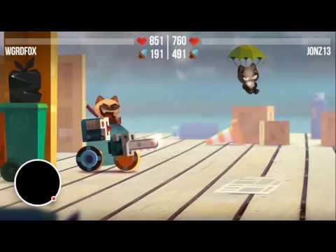 CATS: Crash Arena Turbo Stars– 2017-05-19