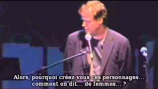 JOSS WHEDON - Discours Equality Now