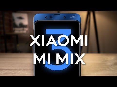 Обзор Xiaomi Mi Mix 3. Возвращение  слайдеров? видео