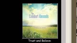 Trust and believe lyrics on screen