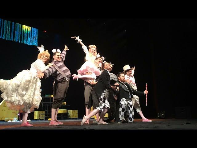 «Всі миші люблять сир» – Чернігівський театр ім.Т.Г.Шевченка | #ChernihivTheatre