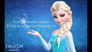 Frozen - Libre soy (Letra)