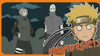 Naruto Reacts To NARUTO SHIPPINDEM