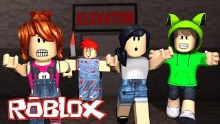 Roblox - ELEVADOR DO TERROR COM MI E SPOK #VídeoExtra