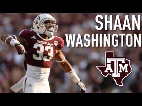 "Shaan Washington ||""Nations Most Underrated Linebacker"" || Texas A&M Highlights"