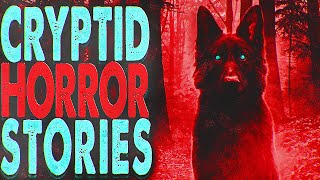 30 TRUE Scary Cryptid Stories