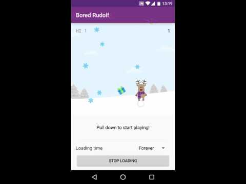 Bored Rudolf Demo Video